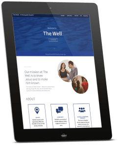 Church Website Designer